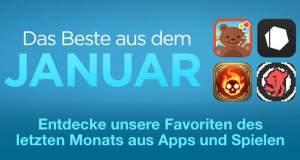 Das Beste aus dem Januar: Apples Spiele-Empfehlungen