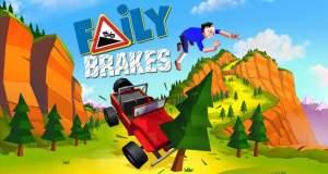 "Neuer Endless-Racer ""Faily Brakes"": ohne Bremsen den Berghang hinab"