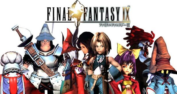 Final Fantasy IX iOS Test