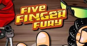 Five Finger Fury: kostenloses Reaktionsspiel ist weniger schmerzhaft als im Original