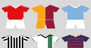 Fussball Quiz – Trikots erraten: Gratis-Download für Fußball-Experten