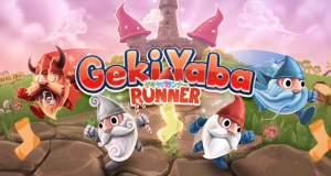 Geki Yaba Runner: neues Zwergen-Jump'n'Run von Chillingo