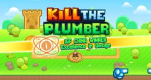 """""""Kill the Plumber World"""" neu für iOS: """"Super Mario"""" auf den Kopf gestellt"""