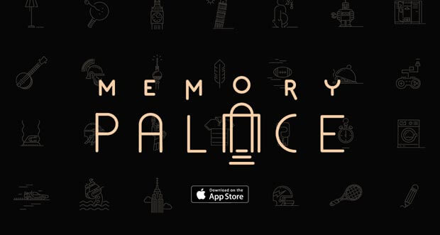 Memory Palace Game iOS