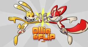 Ollie and Flip: spaßiges Snowboard-Spiel neu im AppStore