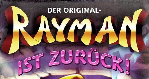 """Rayman Classic"" stürmt in den AppStore"