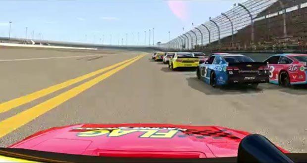 """Real Racing 3"" rast aufs Apple TV & erhält Daytona als neue Strecke"