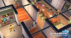Space Marshals 2: Pixelbite zeigt erste Artworks des neuen Taktik-Shooters