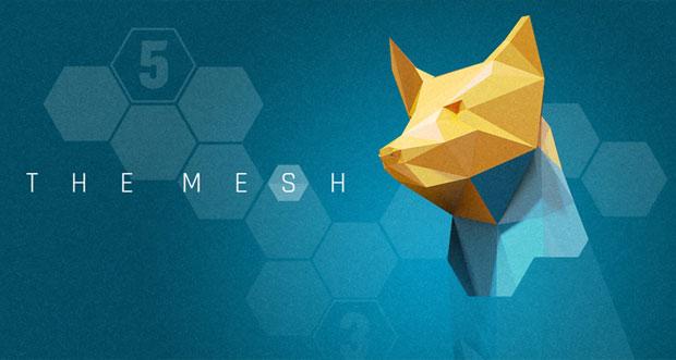 """Wunderschönes Zahlen-Puzzle """"The Mesh"""" erstmals kostenlos laden (Update)"""