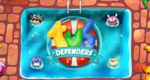 Tub Defenders: Geschicklichkeitsspiel mit badenden Monstern