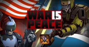 """""""War is Peace: Kartenduell"""" neu von HeroCraft: Mix aus Strategie, Card-Battler und MOBA"""