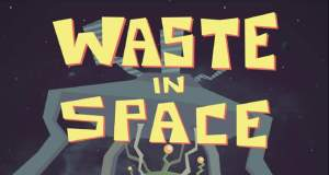 Waste in Space: endloser, chaotischer Arcade-Shooter im All