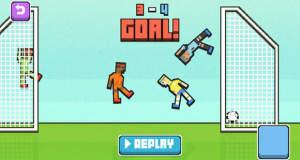 "4 mal Multiplayer-Spaß: ""Soccer Physics"", ""Wrestle Jump"", ""Mole Hammers"" & ""Tank of Tanks"" reduziert"