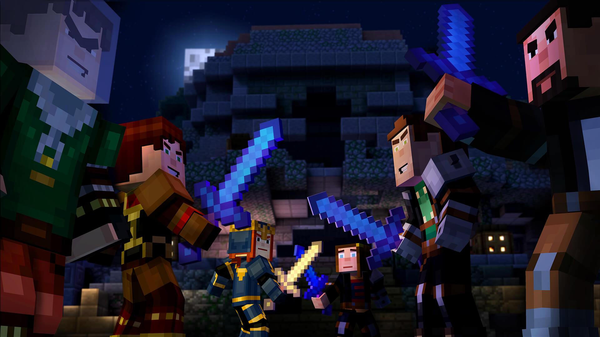Minecraft: Story Mode iOS