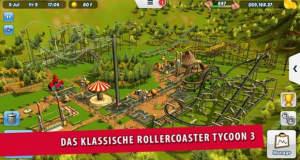"""""""RollerCoaster Tycoon 3"""" und """"Coaster Crazy Deluxe"""" günstig wie nie"""