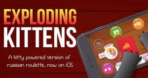 "Endlich: verrücktes Kartenspiel ""Exploding Kittens"" erhält iPad-Support"