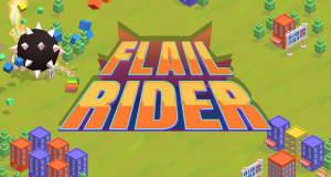 Flail Rider: neues Highscore-Rennspiel mit Abrissbirne