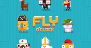 Fly O'Clock: neues Highscore-Game lässt die Zeit (wie) im Flug vergehen