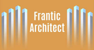 Frantic Architect: moderne Architektur als Reaktionsspiel