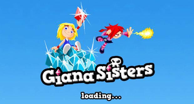 """Kult-Plattformer """"Giana Sisters"""" jetzt auch auf Apple TV spielbar"""