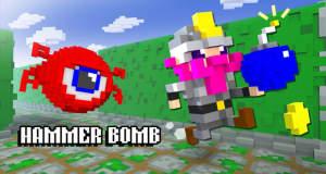 """""""Hammer Bomb"""" neu von Crescent Moon Games: Mix aus Dungeon Crawler und Pac-Man"""