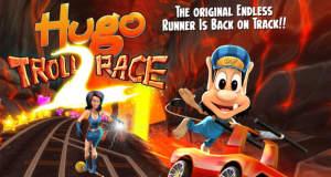 Hugo Troll Race 2: klassischer Endless-Runner mit bekanntem Videospiele-Held