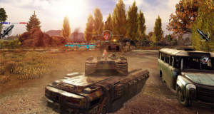 Infinite Tanks: Atypical Games kündigt rasantes Panzer-MMO an