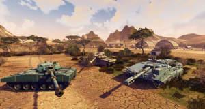 "Panzer-MMO ""Infinite Tanks"": erster Trailer & Beta-Test gestartet"