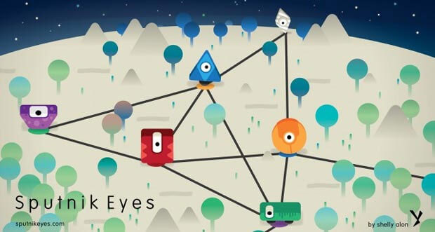 """Puzzle """"Sputnik Eyes"""" zum ersten Mal kostenlos laden (Update)"""