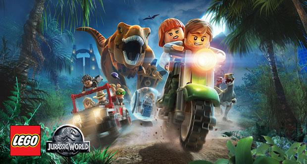 "Dino-Alarm! ""LEGO Jurassic World"" neu im AppStore"
