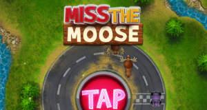 """Vorsicht, Elche! Highscore-Rennspiel """"Miss the Moose"""" neu im AppStore"""