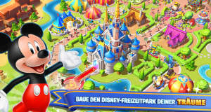 "Neue iOS Spiele: ""Disney Magic Kingdoms"", ""MOP Operation Cleanup"", ""Basketball Stars"", ""I Dig It Remastered"" u.a."