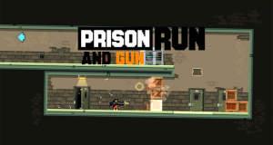 """Download-Empfehlung """"Prison Run and Gun"""": dieser Gefängnisausbruch duldet keine Fehler"""