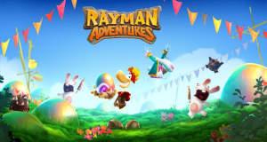 """Ubisoft feiert Ostern mit Update für """"Rayman Adventures"""""""