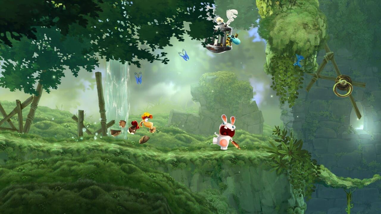 Rayman Adventures iOS
