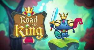 Road to Be King: königliches Highscore-Game als Fingerakrobatik