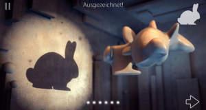 """Tolles Schattenpuzzle """"Shadowmatic"""" für nur 99 Cent laden"""