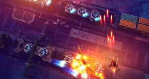 Sky Force Reloaded: beeindruckende Preview-Screenshots des neuen Space-Shooters
