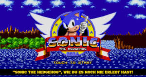 """Sonic the Hedgehog"" rennt aufs Apple TV"
