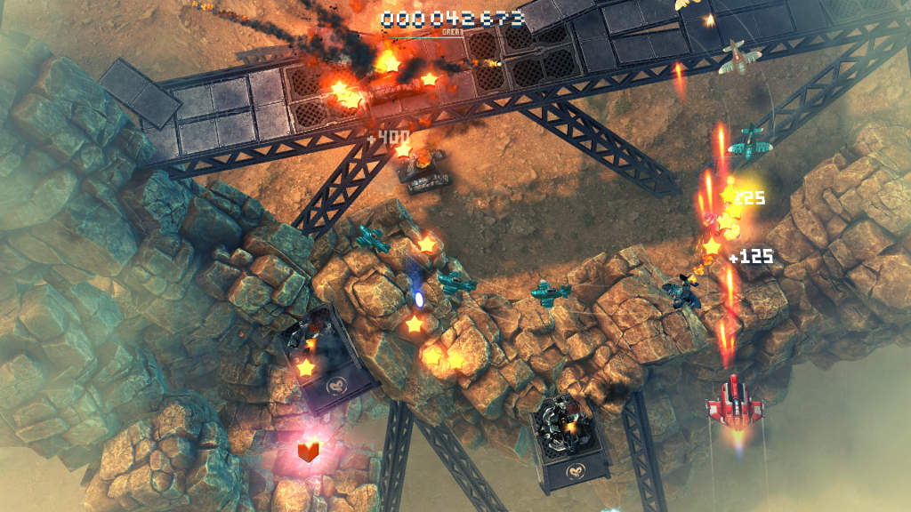 Sky Force Reloaded iOS Preview