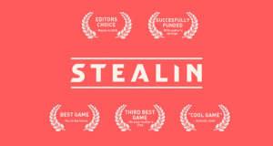 Stealin: klassisches Retro-Prinzip verpackt als forderndes Strategiespiel