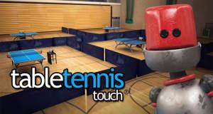 "Ping-Pong zum Schnäppchenpreis: ""Table Tennis Touch"" wieder mal reduziert"