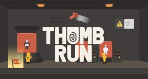 """Jump'n'Run-Rennspiel """"THUMB.RUN"""" jetzt kostenlos laden"""