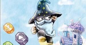 Timeless Wizard: zauberhafter Puzzle-Plattformer von Appsolute Games