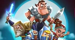 Tower Knights: Turmverteidigung im Kreisverkehr