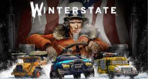Winterstate: apokalyptische Eiszeit-Strategie mit tödlichen Kampffahrzeugen