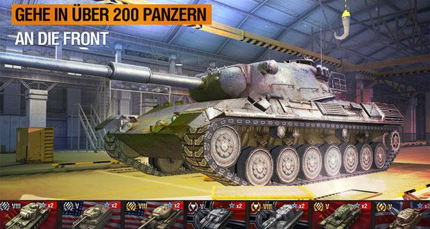 """""""World of Tanks Blitz"""" erhält neue Nordafrika-Map & weitere Verbesserungen"""