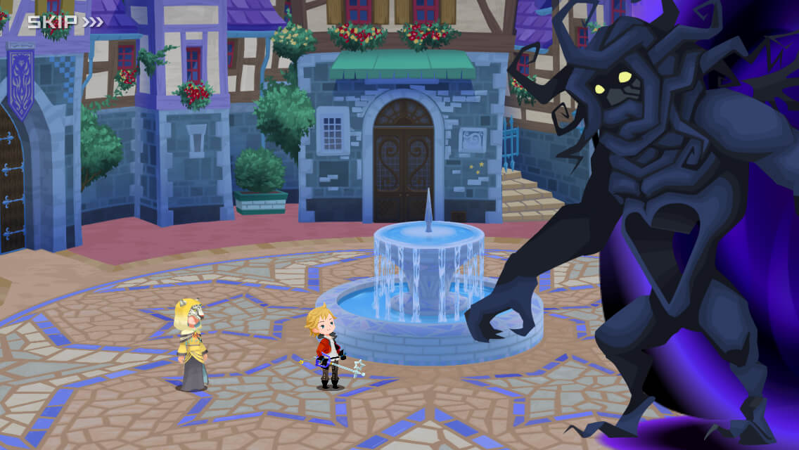 Kingdom Hearts Unchained Chi iOS