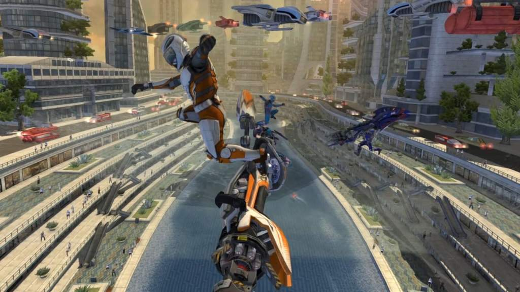 Riptide GP: Renegade iOS