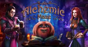 Alchemic Maze: magisches Flüssigkeiten-Puzzle neu im AppStore